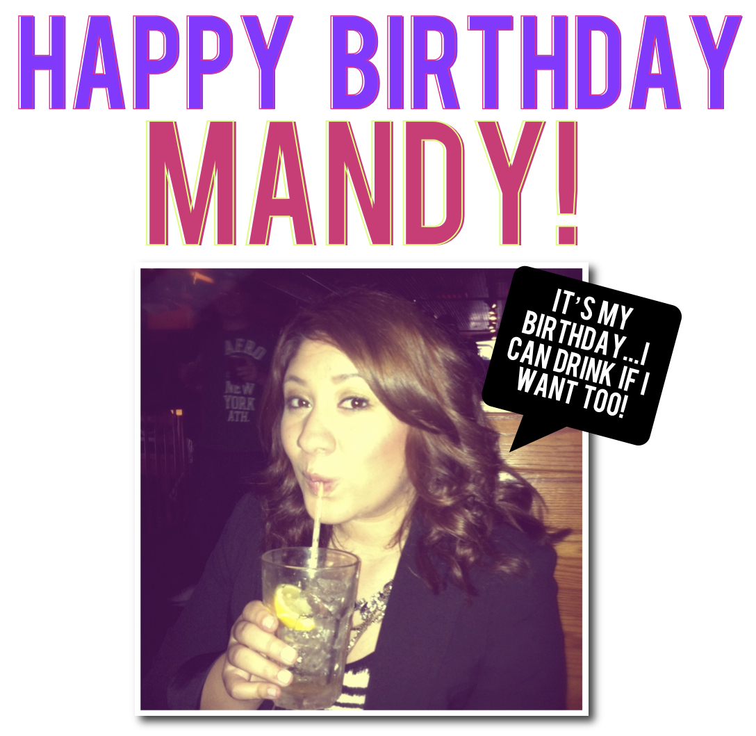 happybirthdaymandy