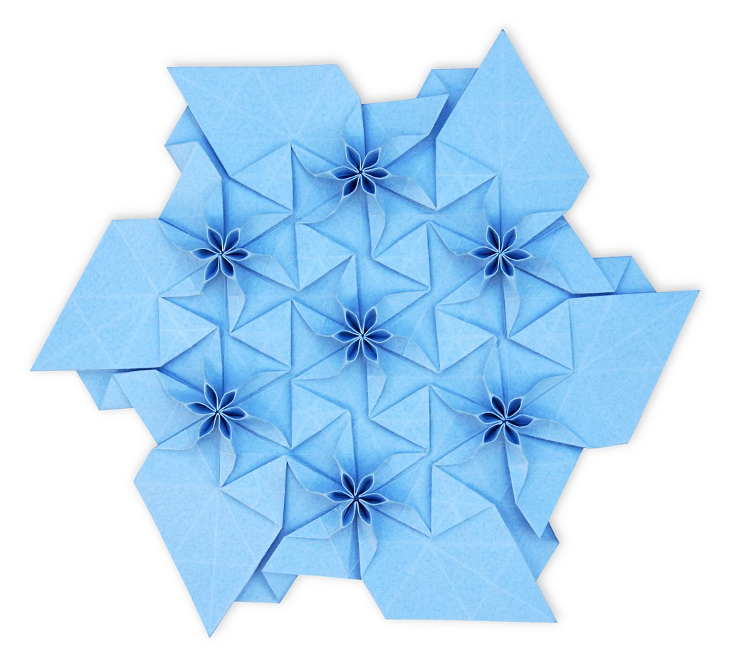 Flower Tessellation