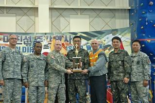 KATUSA/U.S. Friendship Week - Day 5 - U.S. Army Garrison Humphreys, South Korea - 20 April 2012