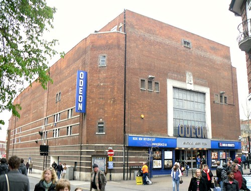 Odeon, Oxford, Oxfordshire 1