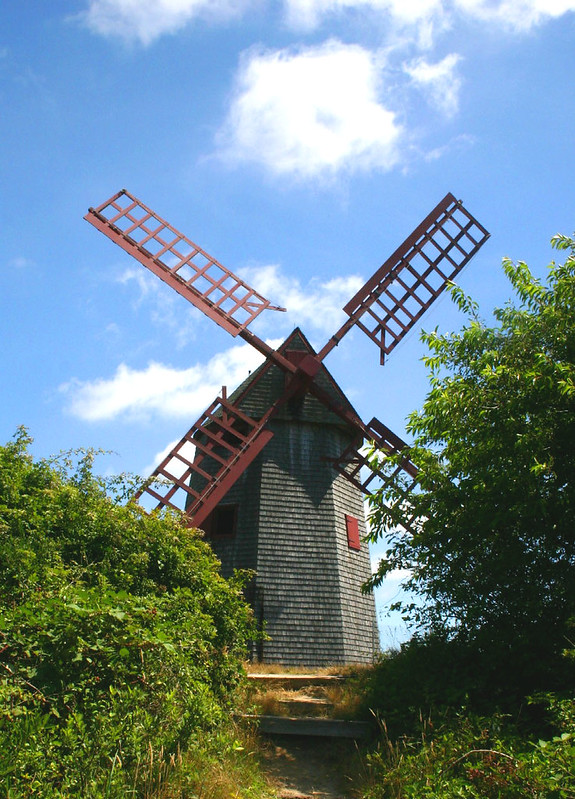 Old Mill, Nantucket, Credit: Michael Galvin