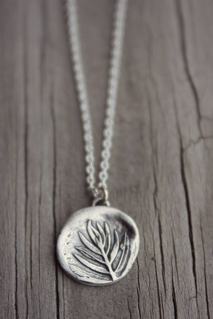 Little Leaf Pendant