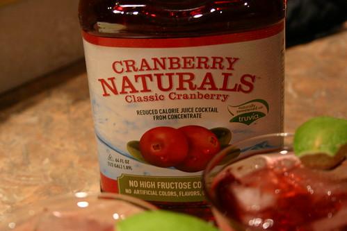 Cranberry Naturals Cape Codder