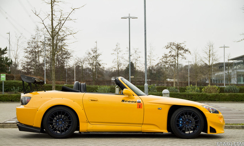 Simon Kearn S Supercharged Spoon Kitted S2000 6two1