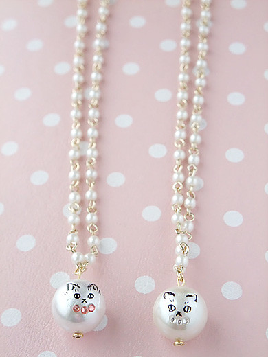 Catty Candy Pearls