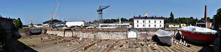 Suomenlinnan kuivatelakka, dry docks