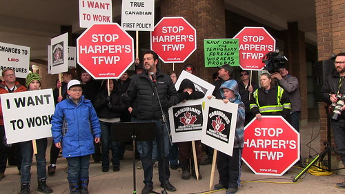 Rally Against the TFWP
