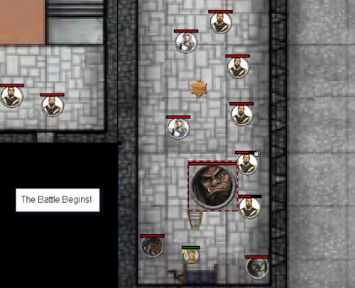 Dimension Door Attack