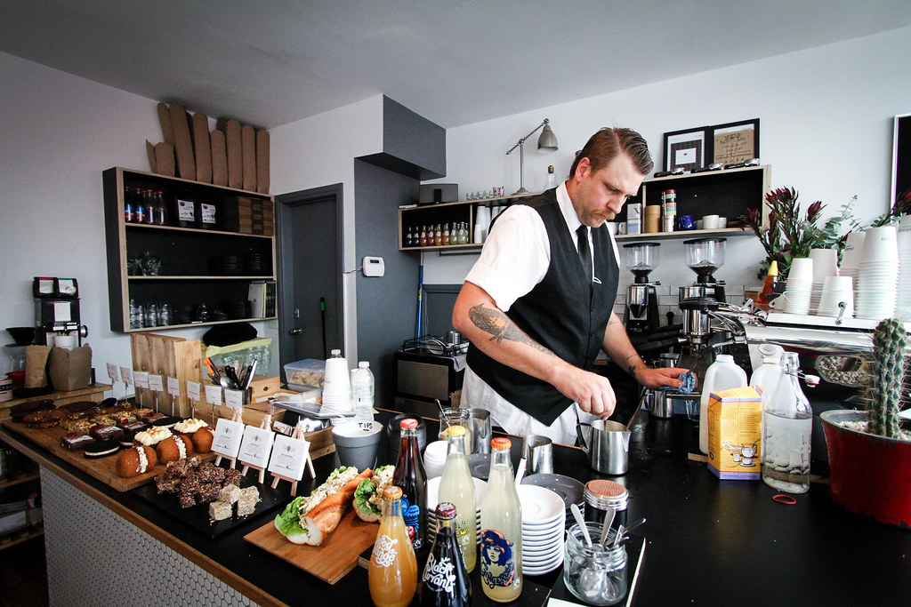 Melbourne Cafes: Proud Mary