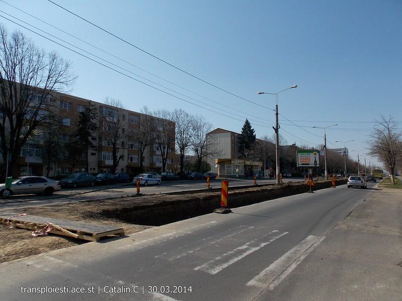 Traseul 102, etapa I: Bucla Nord ( Sp. Județean ) - Intersecție Republicii - Pagina 2 13605402523_163e70559e_c