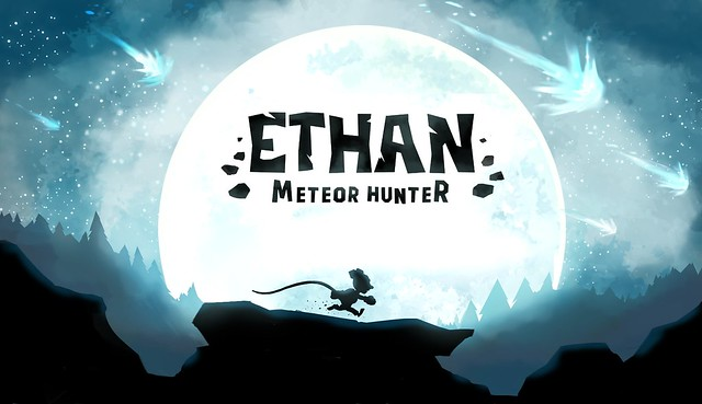 Ethan Meteor Hunter on PS Vita