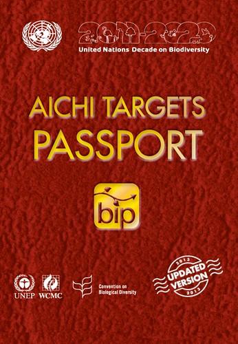 Aichi Targets Passport
