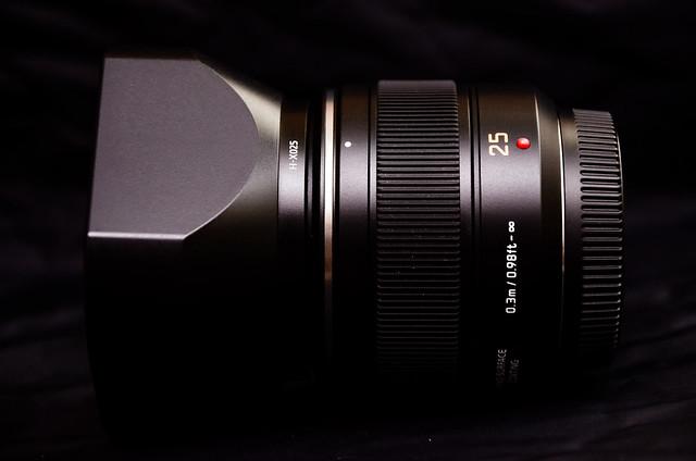 P 25mm F1.4
