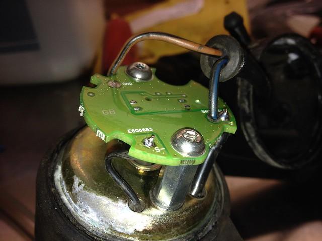 Dr Bean Fuel Pump Mod