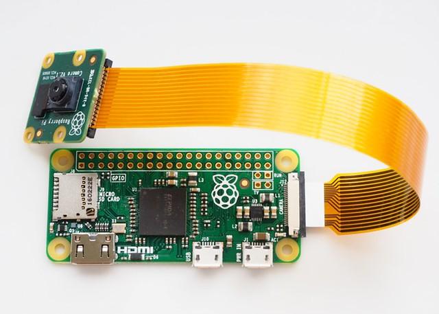 Raspberry-Pi-Zero-camera