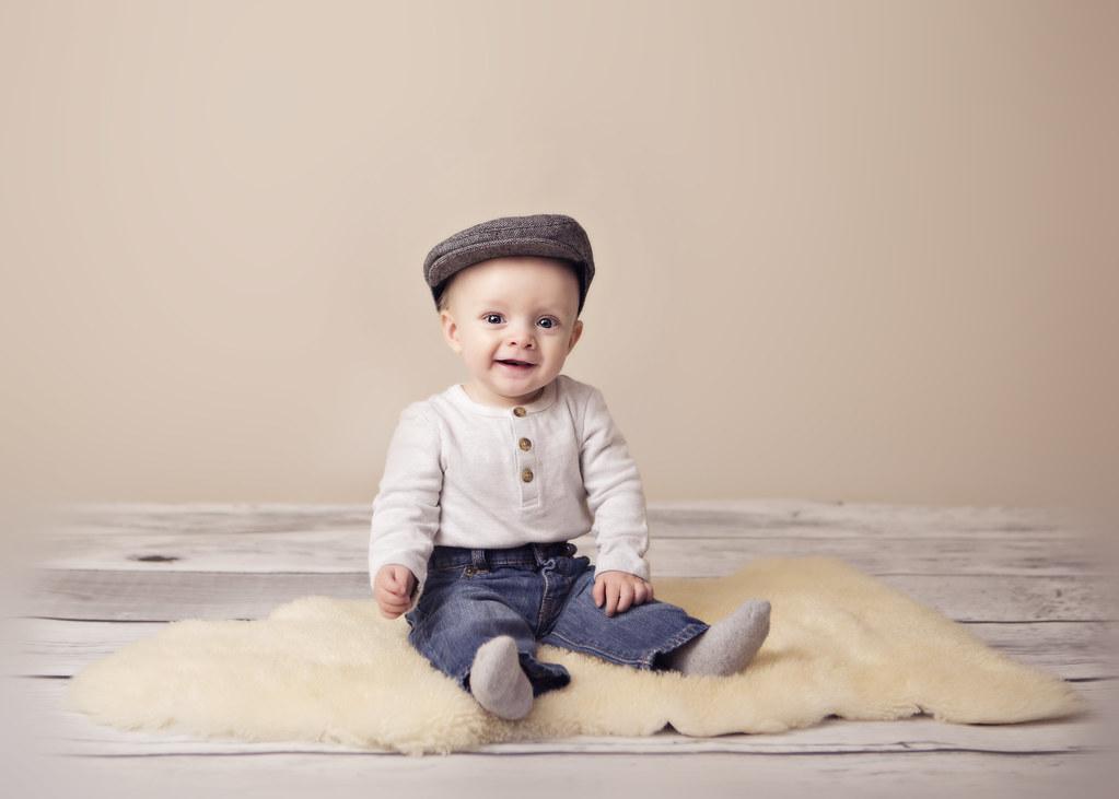 Nolan 7 Months