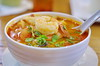 Tom Yum Mixed Seafood Soup!
