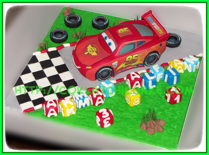 Cake Cars