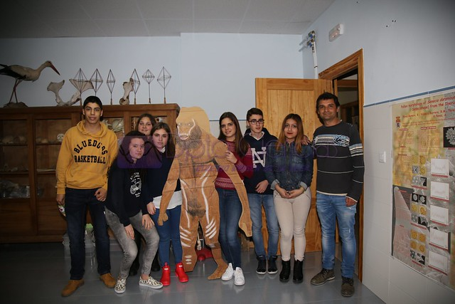 making of V Semana de la Ciencia - 4º ESO