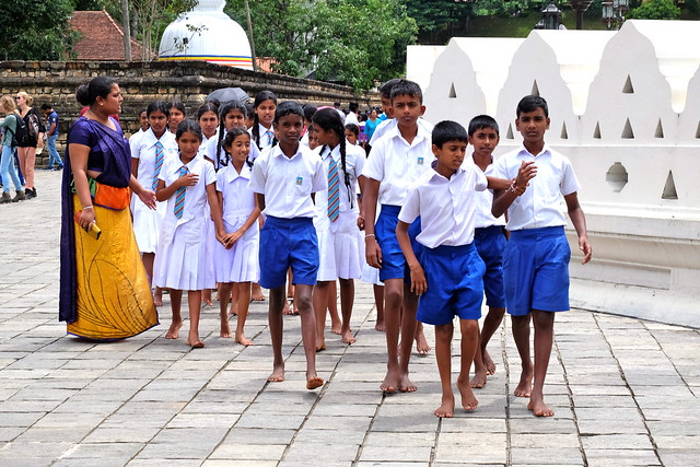 What Mandatory School Uniforms Look Like in 15 Different