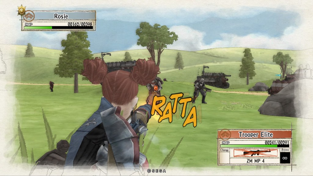 Valkyria Chronicles Remastered, PS4