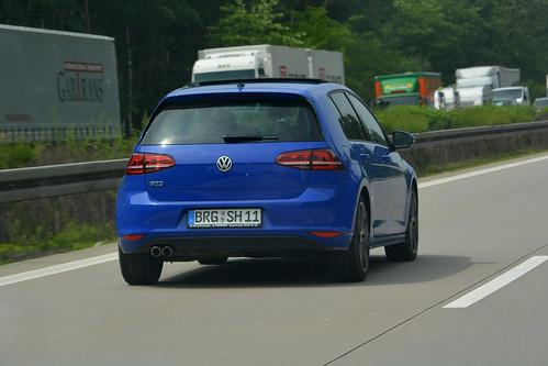 Volkswagen Golf GTD (Mk VII)