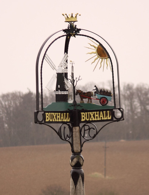 Buxhall