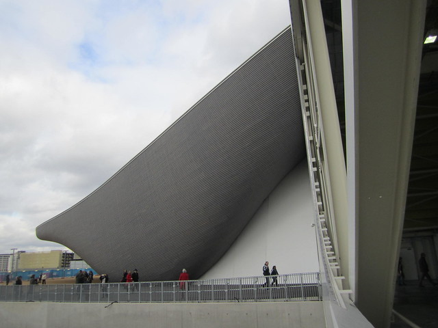 Aquatics Centre, Olympic Park, London2012
