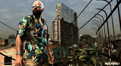 Max Payne 3 High-Res PC Screenshots Look Stunning