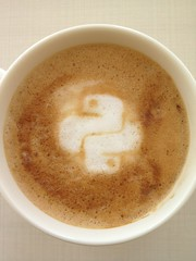 Today's latte, Python again!