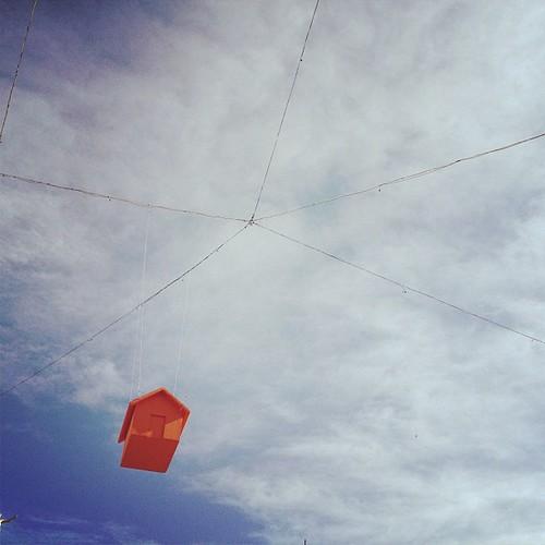 Hisa v oblakih