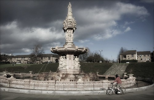 The Doulton Fountain of Glasgow