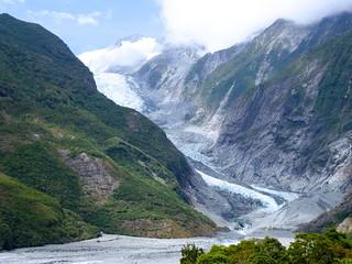Franz Joseph Glacier by ben wiseley