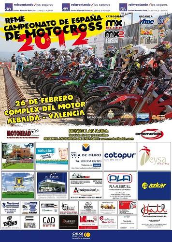 Motocross Albaida 2012