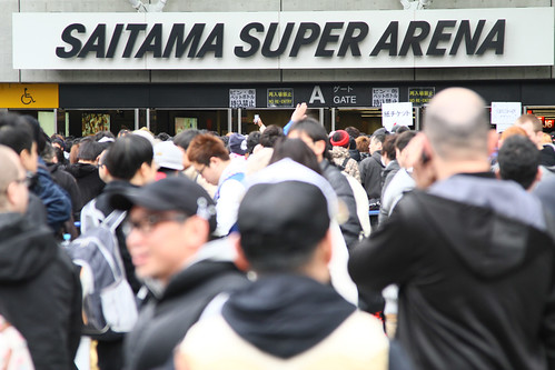 UFC JAPAN さいたまスーパーアリーナ