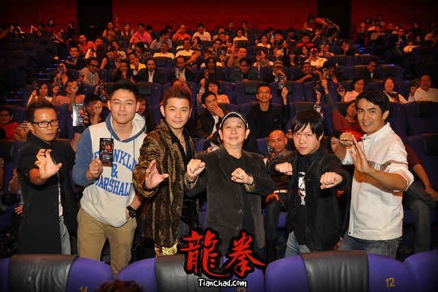 Fist of Dragon 龙拳 Gala Premiere @ Pavilion | TianChad.com