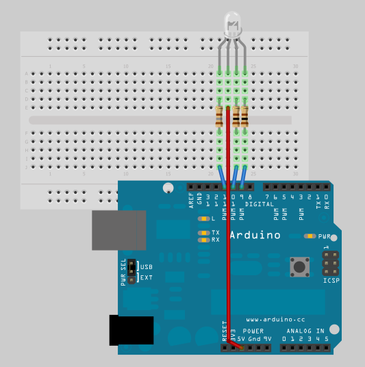 ibr/LED RGB LED Library for Arduino by @ibr - Repository