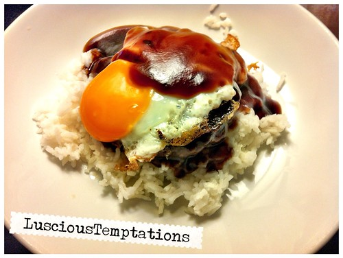 Loco Moco - Weekend Dinner
