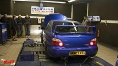 Colin's Subaru Impreza STI