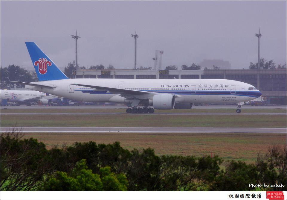 中國南方航空B-2057客機006