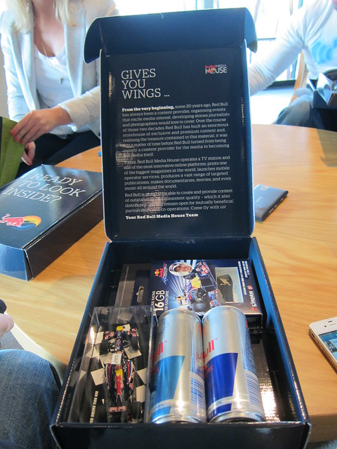 Gift From Red Bull