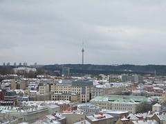 Vilnius TV-tower