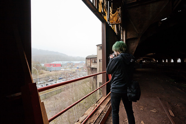 Urbex Esch/Lux with Laney and Laaaaag
