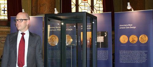1933 Double Eagle London display