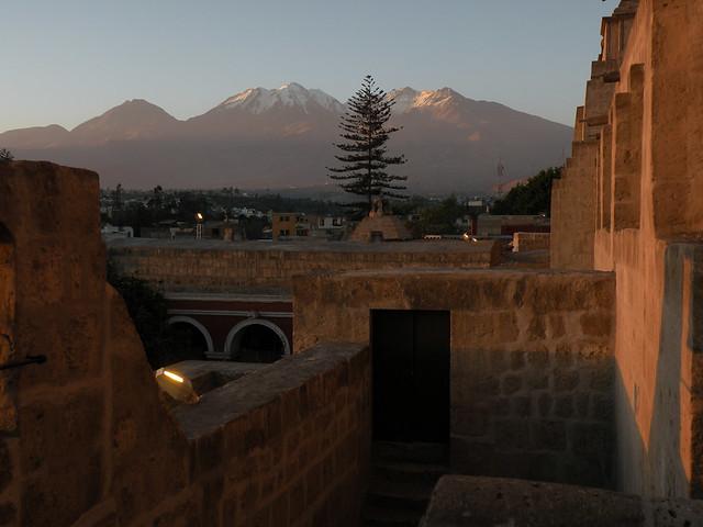 Santa Catalina + Chachani