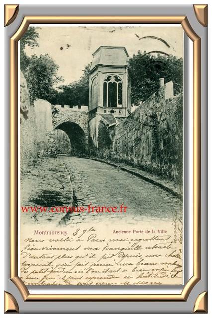 MONTMORENCY_Ancienne Porte de la ville