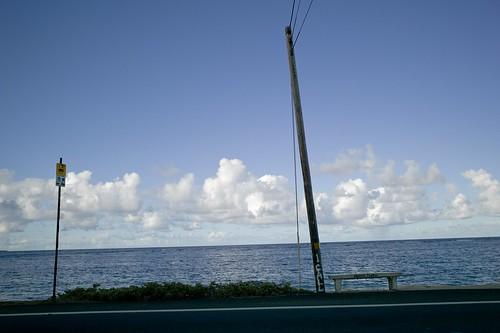 JJ C9 04 150 Kahuku Oahu Hawaii M9 sn28a#