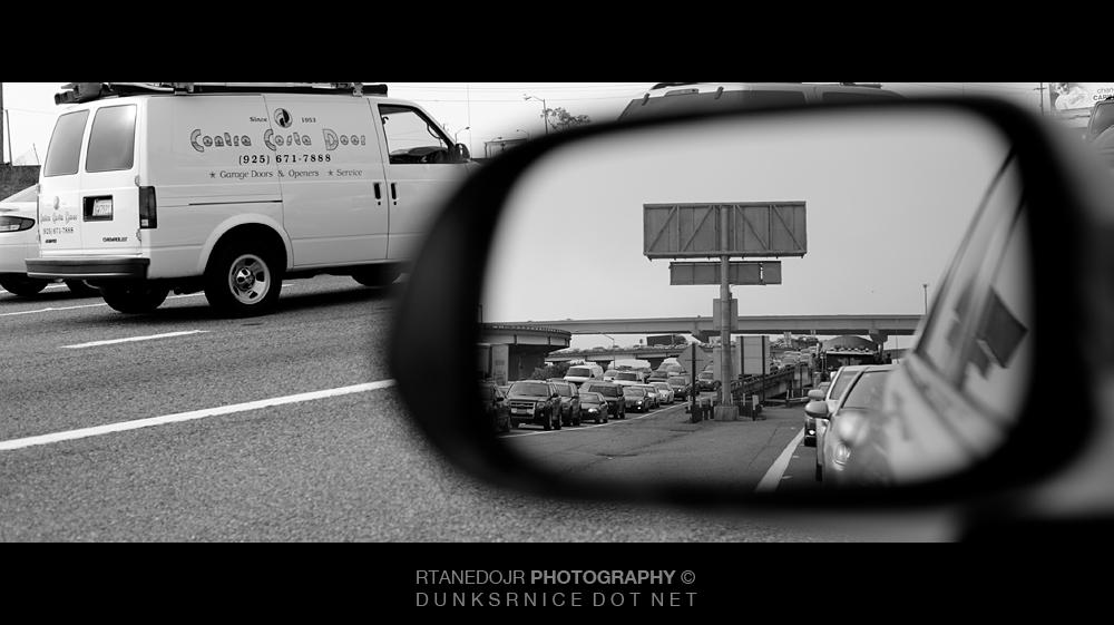 Traffic B&W.