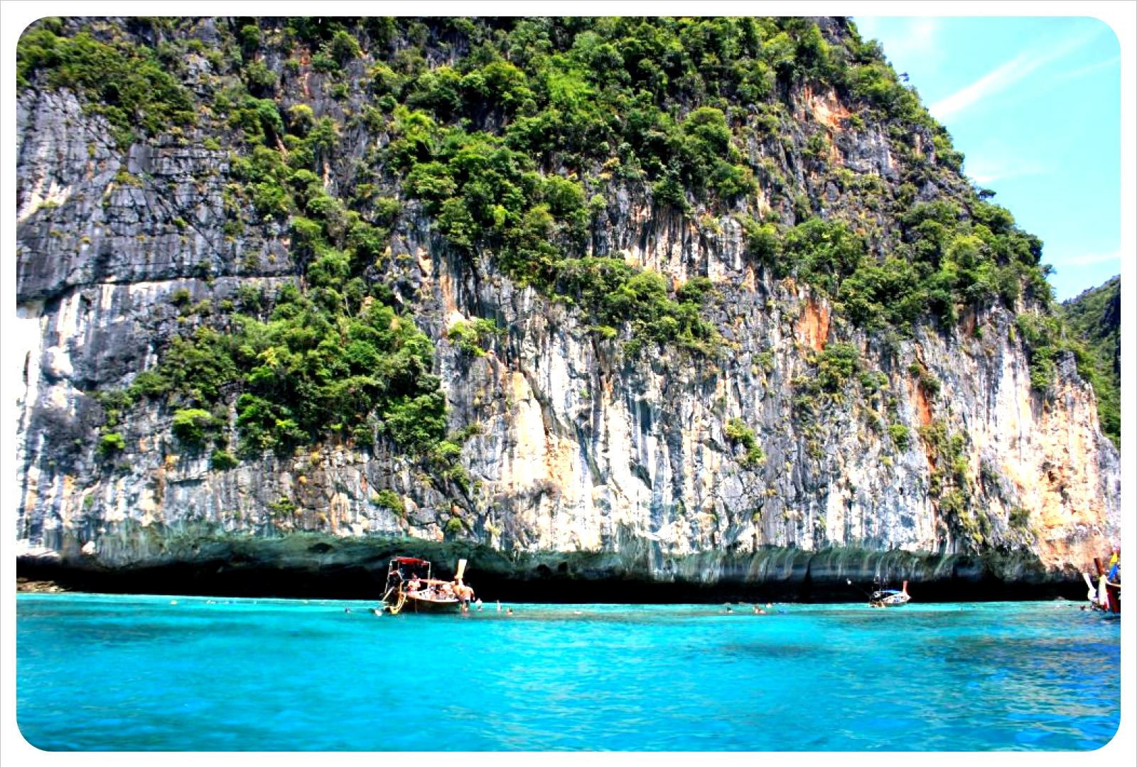 phi phi lei rock & boat