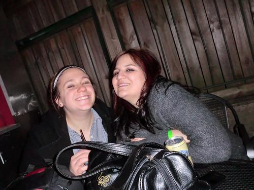 Megan and Jessica